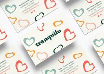 Tranquilo Birthing – Brand Identity & Website Design